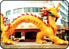 Арка Восточный дракон