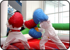 Боксерские перчатки Гигантские