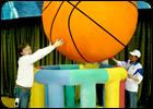 Баскетбол шуточный