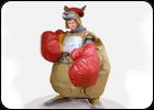 Бокс Кенгуру шуточный