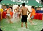 Аквафутбол Водный футбол