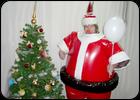 Сумо Санта Клаусы