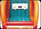 Баскетбол надувной