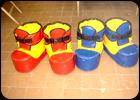 Ботинки Гигантские