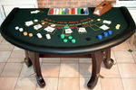 Стол для игры в Блэк Джек