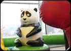 Батут Панда