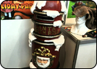 Почтовый ящик для писем Санта Клаусу