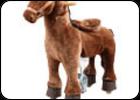 Механические лошадки